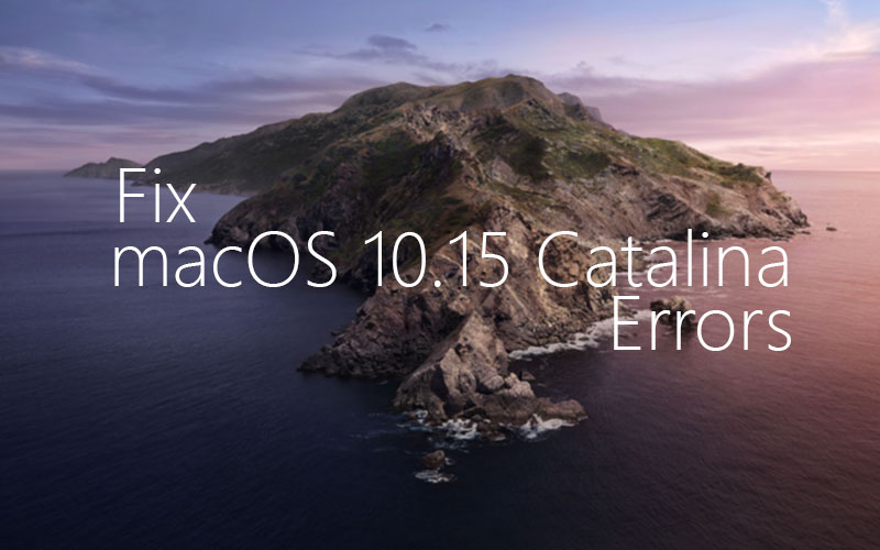 How to Fix macOS 10.15 Catalina Errors to install VMWare on PC? Part 1
