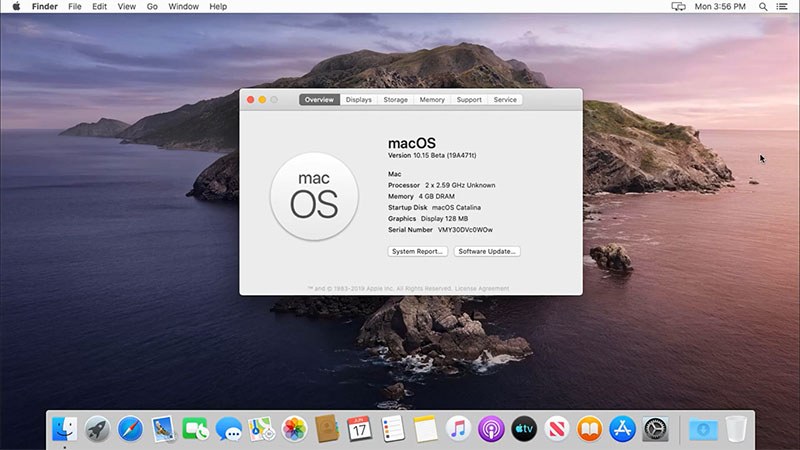 How to Install macOS Catalina Final on VMWare on Windows PC?