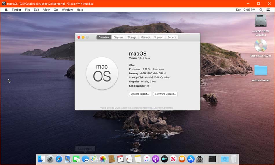 How to Install macOS Catalina Final on VirtualBox on Windows PC?