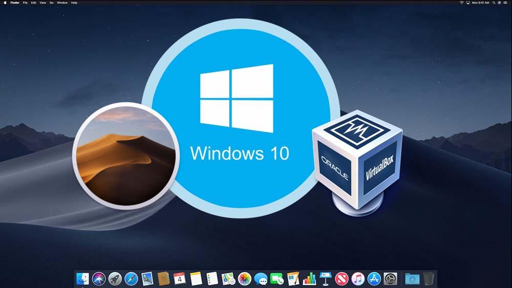 Install macOS Mojave on VirtualBox on Windows PC