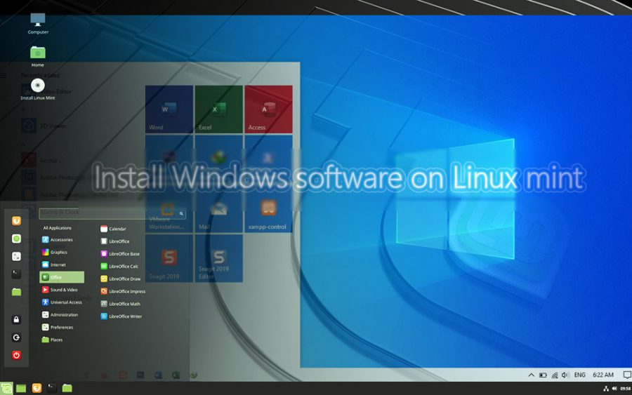 How to Install Windows Software on Linux Mint? [Beginners Guide]