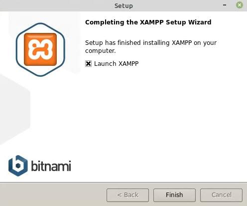 Install Xampp on Linux mint
