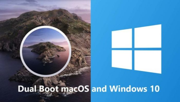 How to Dual Boot macOS with Windows 10 using Boot Camp?