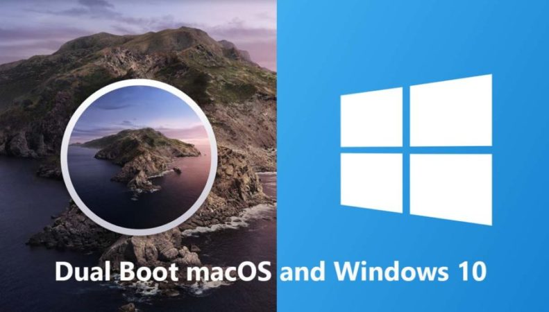 Dual Boot macOS and Windows 10