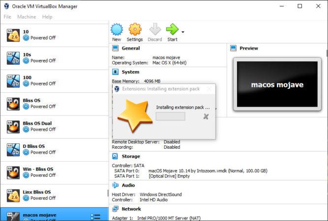 Install macOS on Windows 10