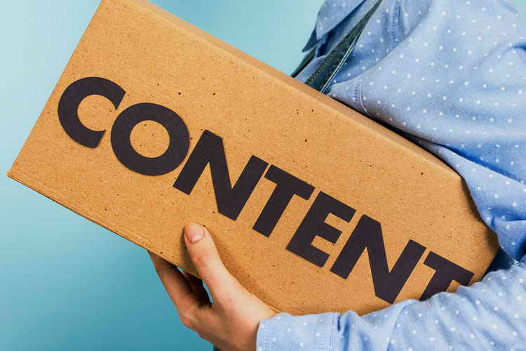 content to attract more customers