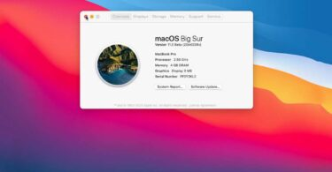 macOS Big Sur on VMWare