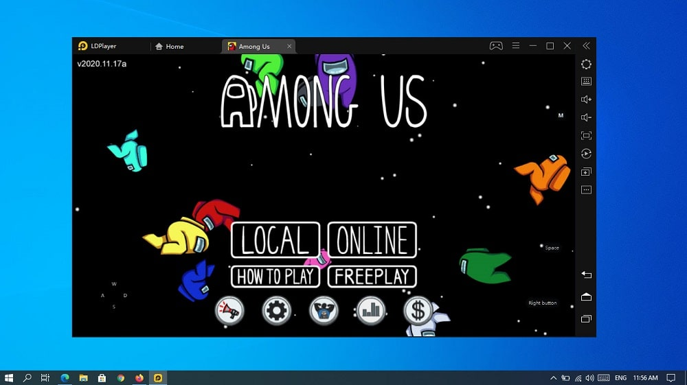 Install Among us on Windows 10