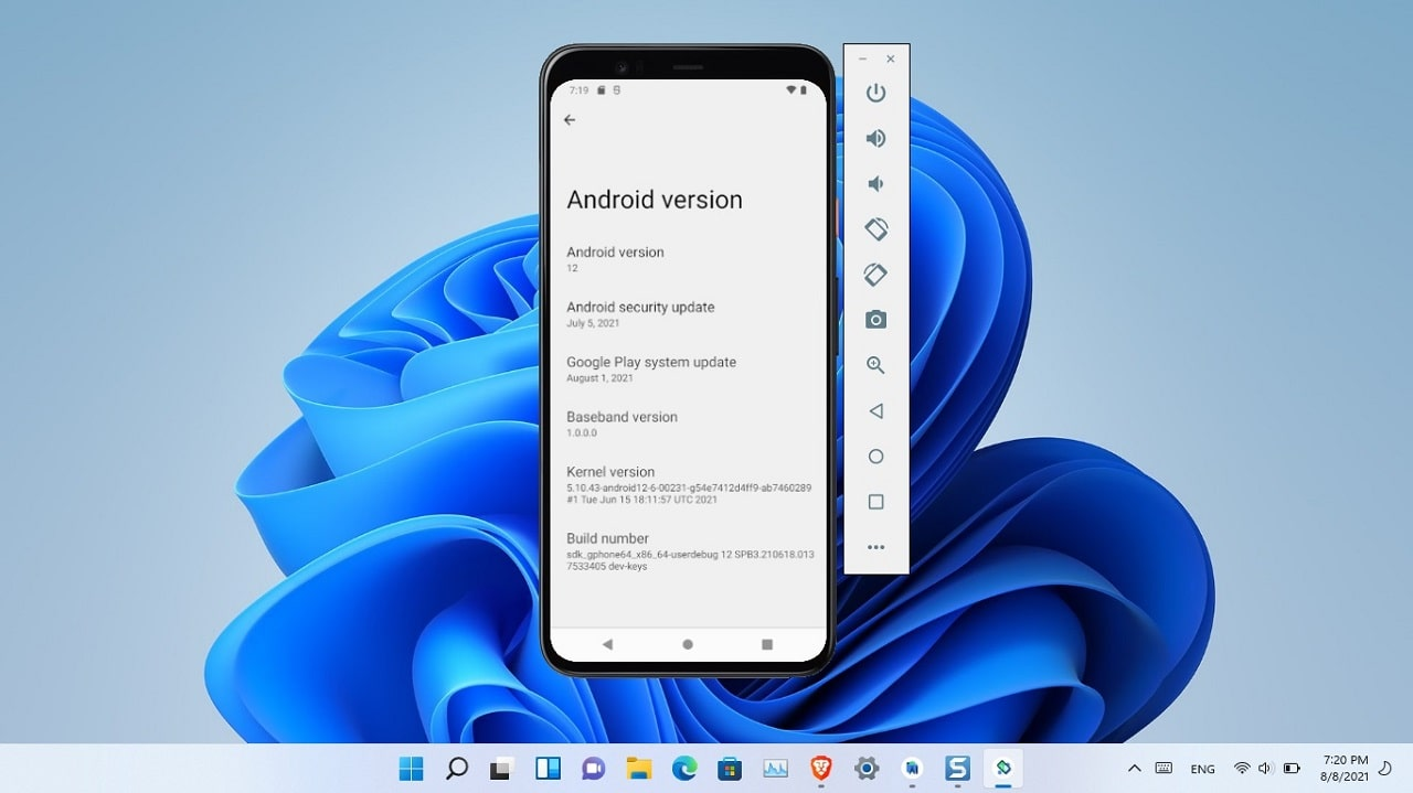 Run and Install Android 12 on PC-min